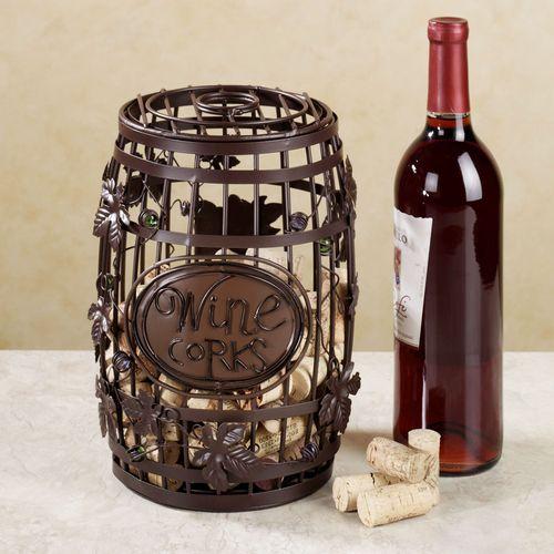 Wine Barrel Cork Cage(R)