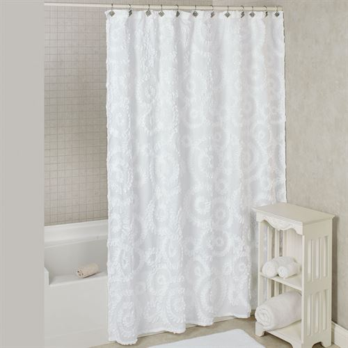 curtain white shower b curtains ebay bn set s
