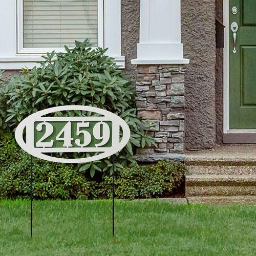 Fairway Classic Yard Address Stake