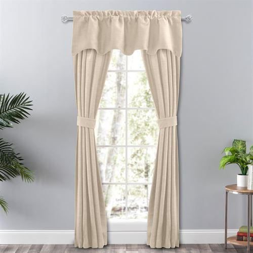 Donahue Wide Curtain Pair
