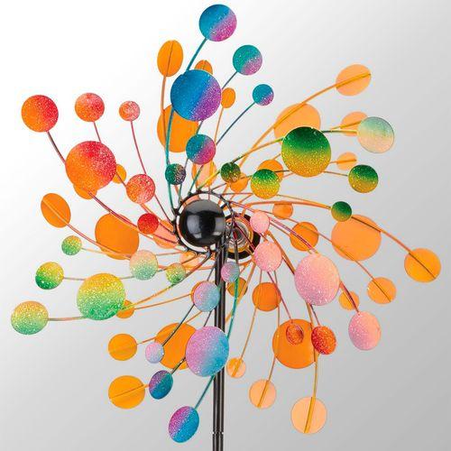 Confetti Wind Spinner Multi Bright