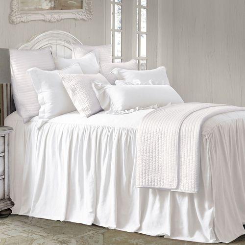 Luna Grande Bedspread Set White