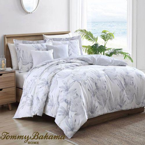 Kayo Comforter Bed Set Gray