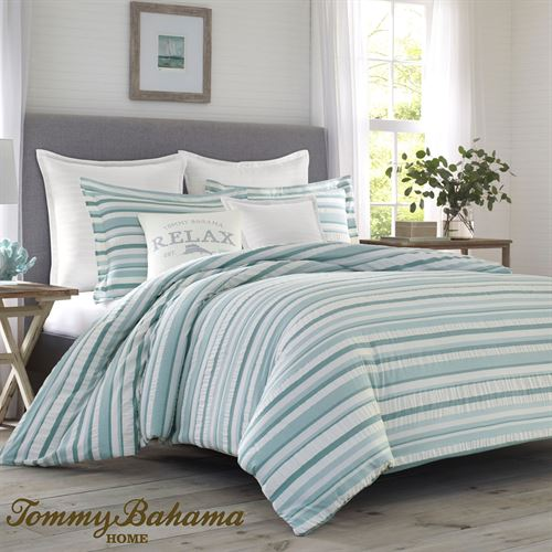 Clearwater Cay Mini Comforter Set Teal