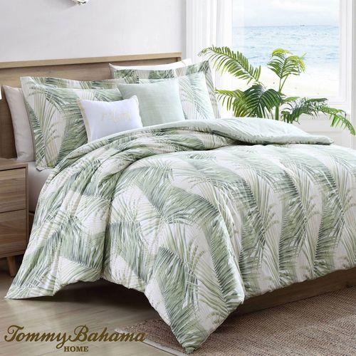 Kauai Comforter Bed Set Green