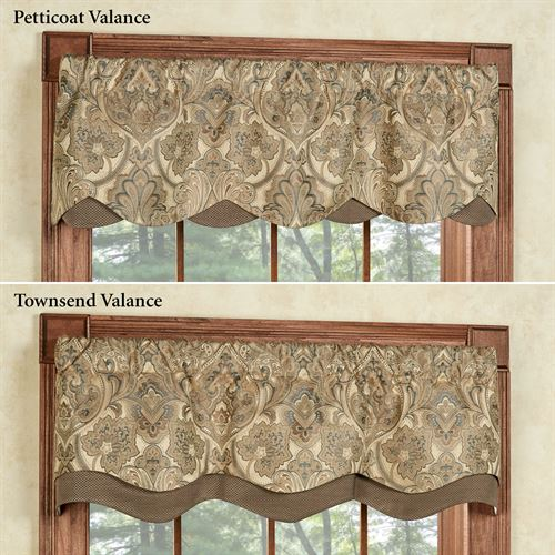 valance green decorations design window and windows for patterns tips sewing idea on