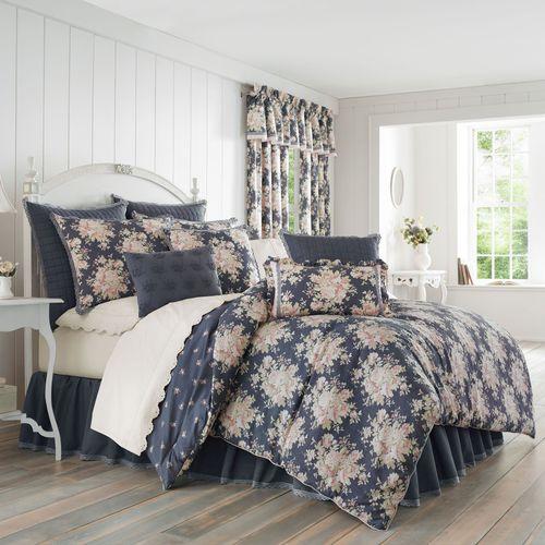 Braylee Comforter Set Cobalt