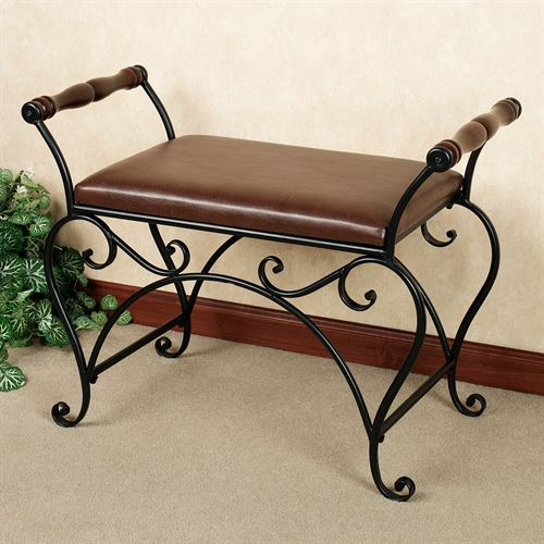 Palmer Bench Brown