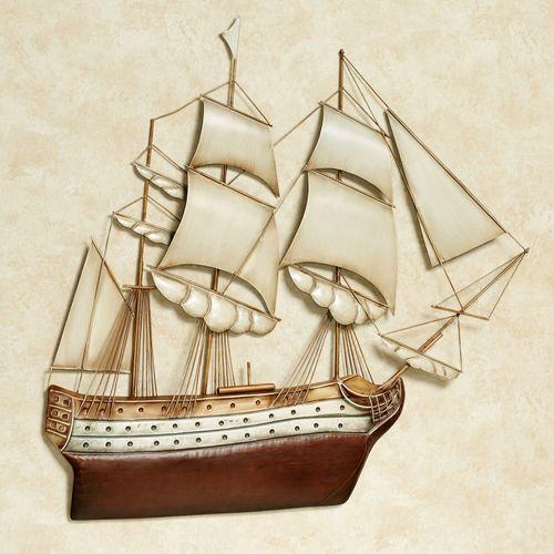 Wind in My Sails Wall Art Multi Earth