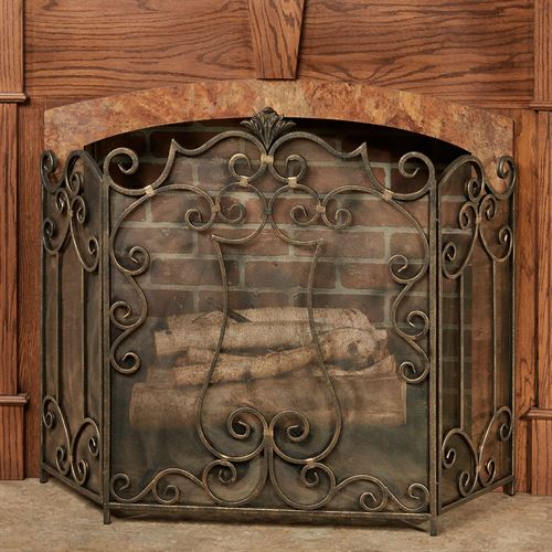 Belleville Fireplace Scree
