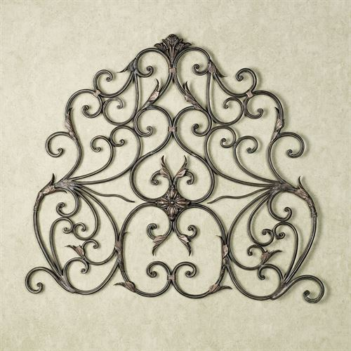Teagan Arched Wall Grille