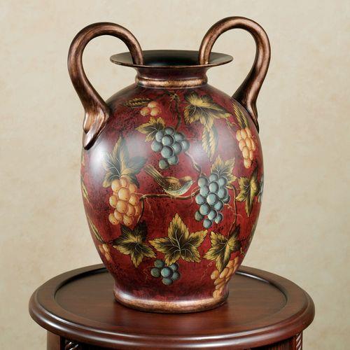 Fruits of the Season Vase