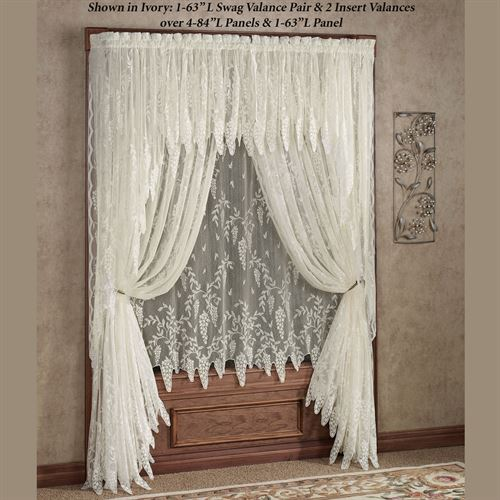 Wisteria Arbor Tailored Panel