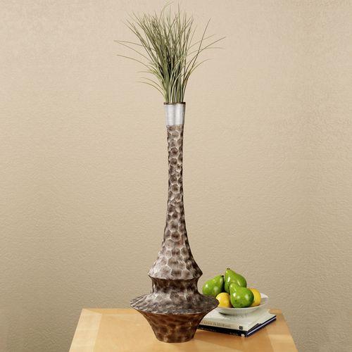 Brockden Floor Vase Antique Bronze