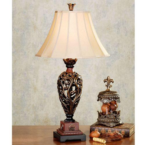 Brylie Table Lamp Antique Bronze