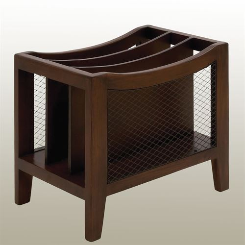 Markis Magazine Rack Autumn Cherry