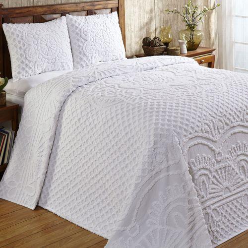 Trevor Chenille Bedspread Set