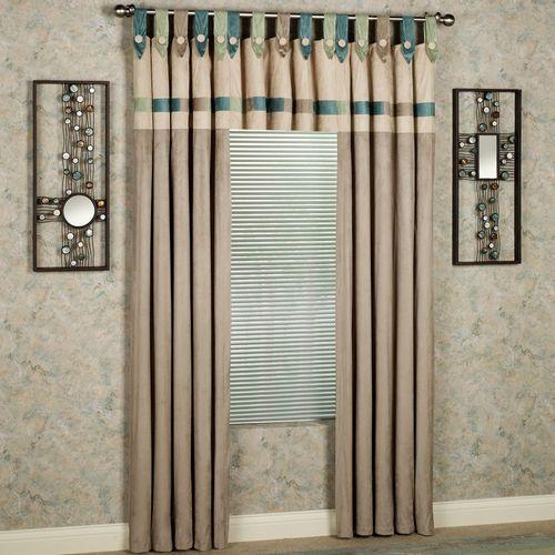 Synergy Tab Top Curtain Pair