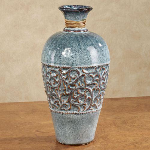 Beckon Table Vase Denim