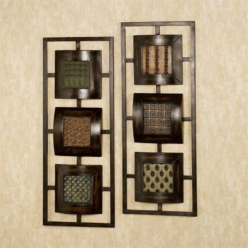 Kirkston Metal Wall Art Set