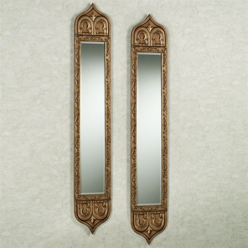 Anisah Panel Mirror Set