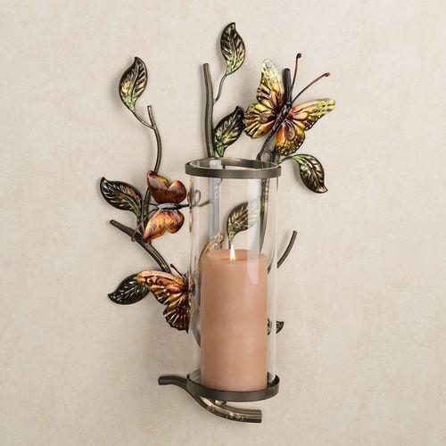 Flight of Butterfly Sconce