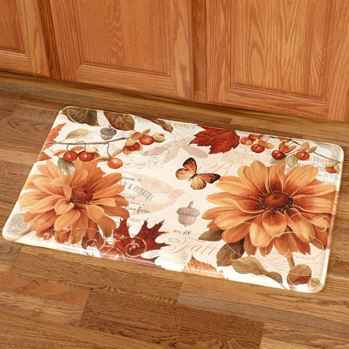 Fall in Love Rectangle Mat Ivory 22 x 35