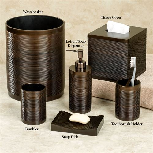 Ridley Lotion Soap Dispenser Oil Rubbed Bronze