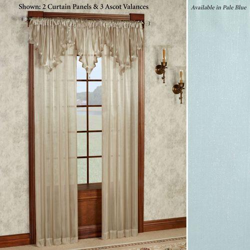 Burano Tailored Curtain Panel