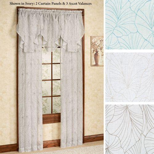 Irvine II Curtain Panel