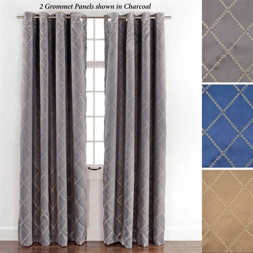 Envision Grommet Curtain Panel 54 x 84