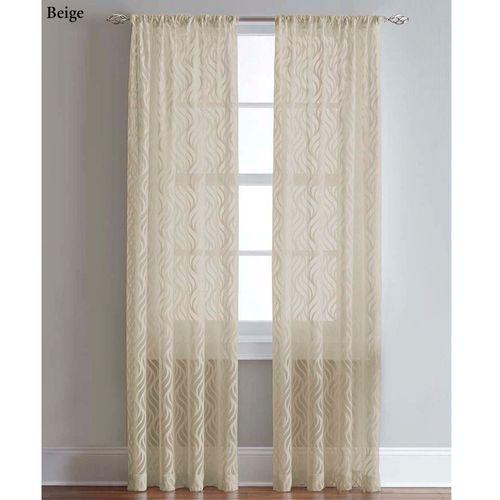 Lyric Lace Curtain Panel