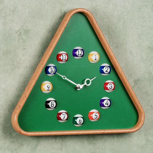 Billiards Wall Clock