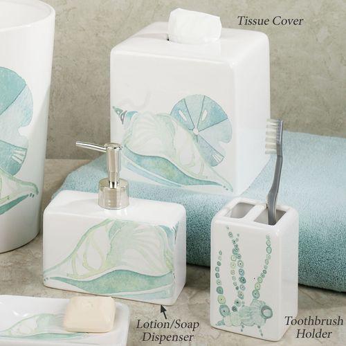 La Mer Lotion Soap Dispenser White