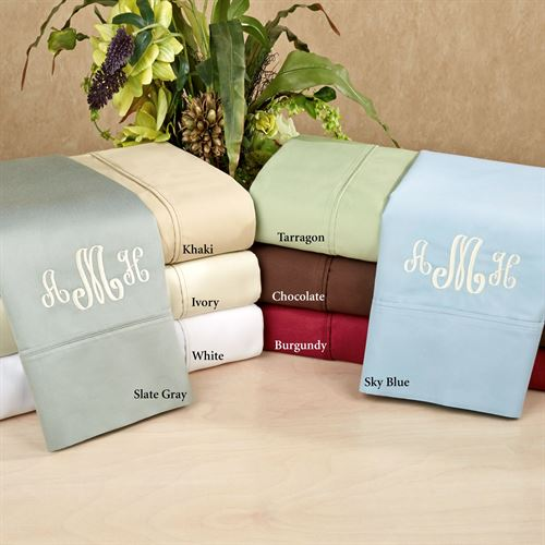 Lancaster 6 Piece Sheet Set