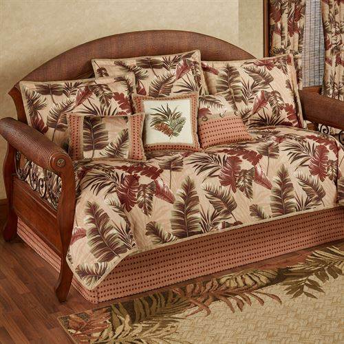 Key West Daybed Set Multi Warm Daybed