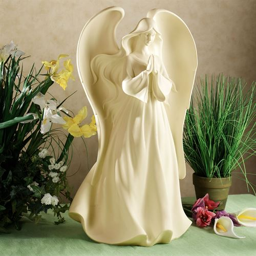 Praying Angel Sculpture