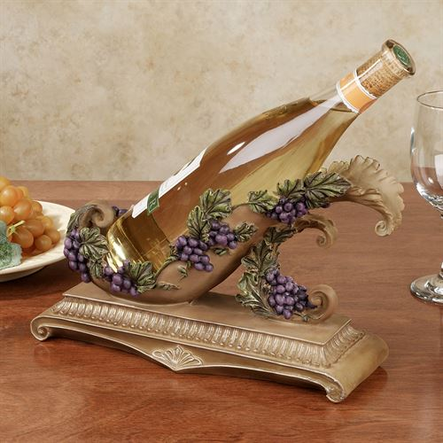Castello di Vina Wine Holder Purple