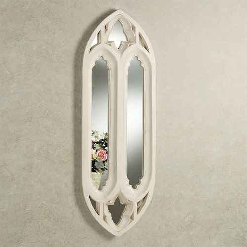Rochelle Wall Mirror Antique Ivory