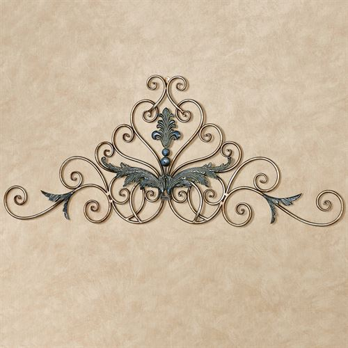 Masonville Wall Grille Silver Gold