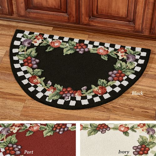 Sonoma Fruit Slice Accent Rug 33 x 21