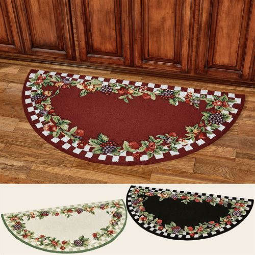 Sonoma Fruit Slice Rug 60 x 30