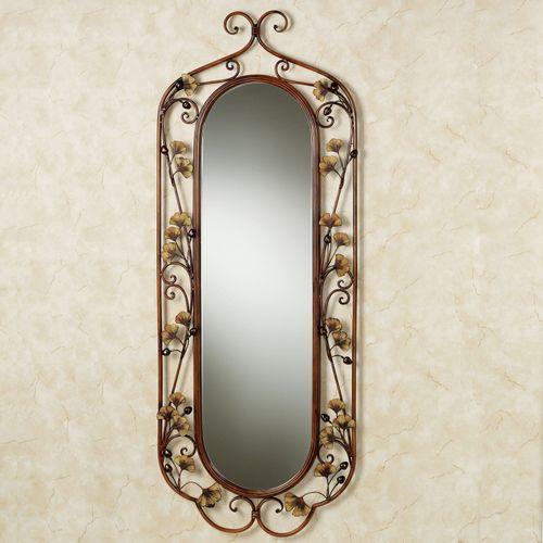 Ginkgo Mirror Panel