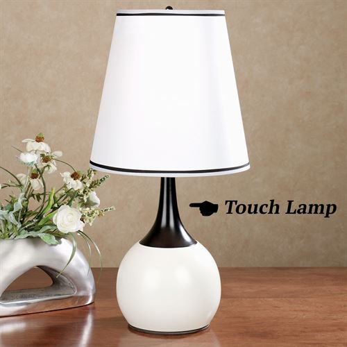 Briley Ivory Touch Lamp