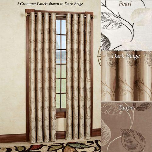 Astonish Grommet Curtain Panel