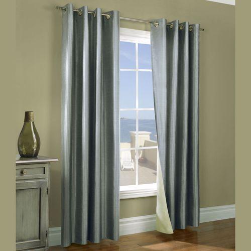 Miller Grommet Wide Curtain Pair