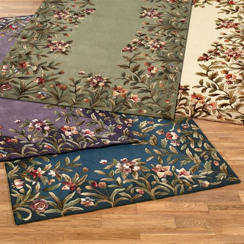 Felisha Lavender Area Rug