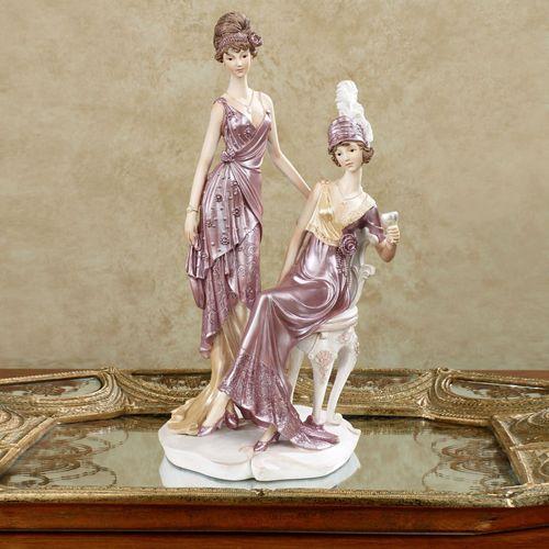 Passion for Fashion Figurine Mauve