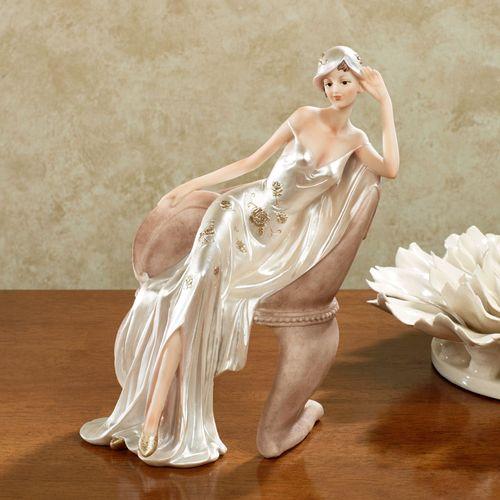 Tranquil Beauty Figurine Ivory