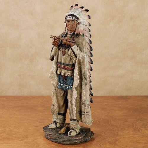 Majestic Tradition Figurine Multi Earth